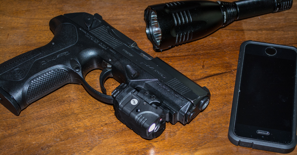 Turn Your Handgun Into An Effective Home Defense Tool