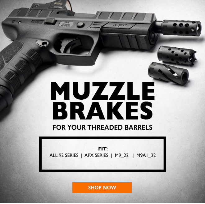 Muzzle Brakes