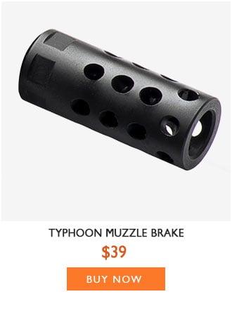 Typhoon Muzzle Brake