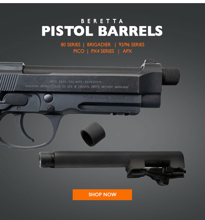 Pistol Barrels