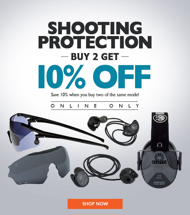 Shooting Protection | Buy 2 Get 10% Off