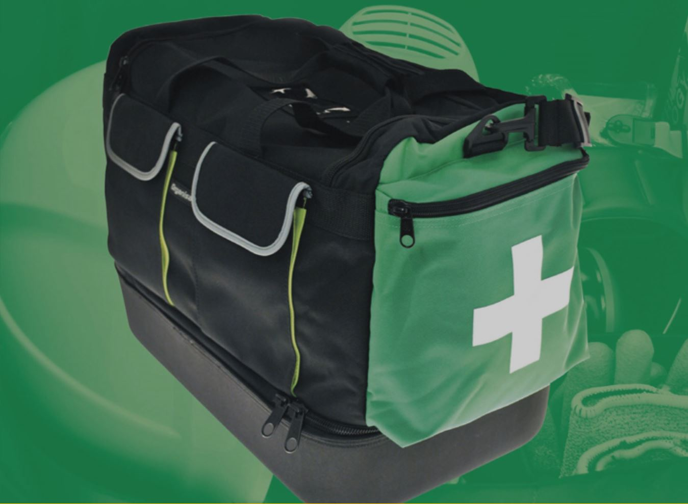 Reduce costs on lost or damaged PPE with the Organisa PPE Holdall