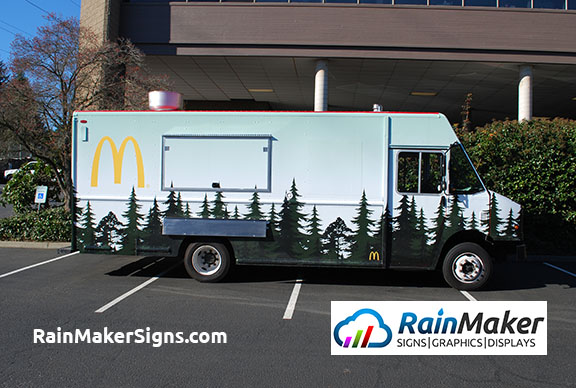 Mcdonalds Food Truck Seattle