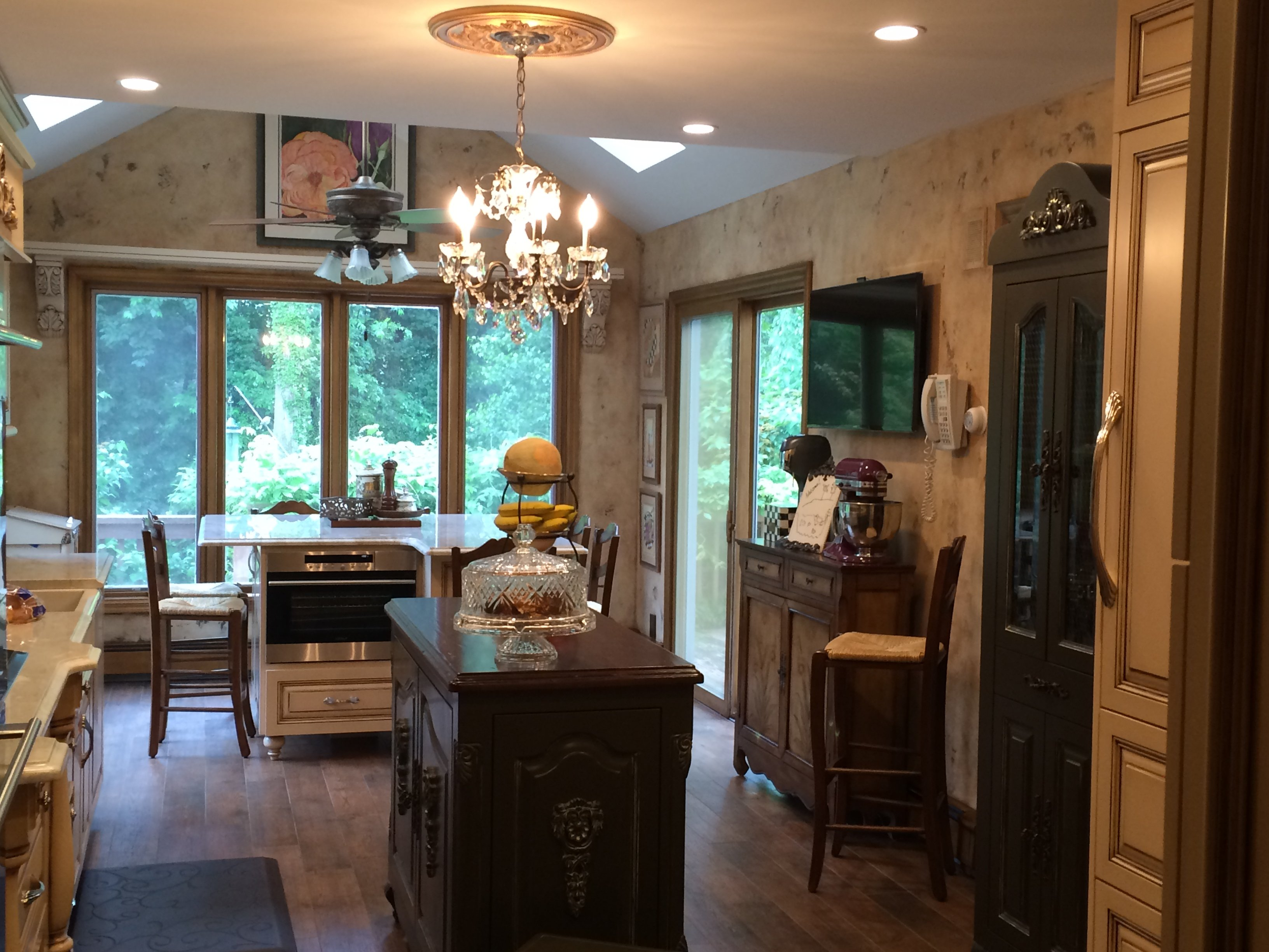 Delightful Gorgeous_West_Caldwell_Kitchen_Remodel_NJ