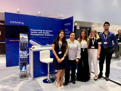 Vistair attends the Airline & Aerospace MRO and Flight Operations IT Conference - Americas 2019