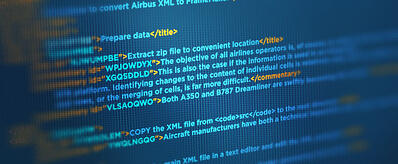 The Benefits of Using XML for Airline Documents