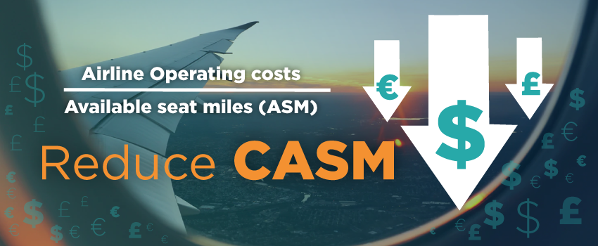 Why Aviation Document Management helps Airlines support a reduced CASM
