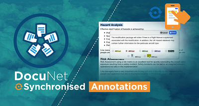 Vistair Introduces Synchronised Annotations to DocuNet