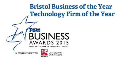 Double Delight for Vistair at the Bristol Business Awards