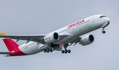 DocuNet delivers customised manuals to Iberia's new Airbus A350 fleet.