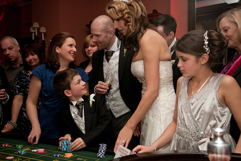 wedding casino