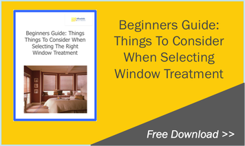 Guide: Selecting the right window treatment