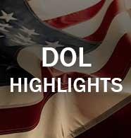 DOL HIghlights