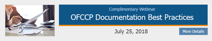 OFCCP Documentation Best Practices