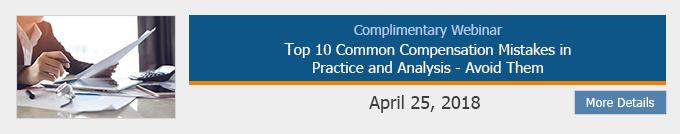 Complimentary OFCCP Webinars