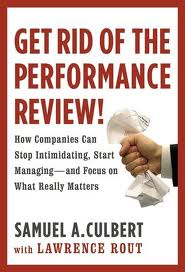frequency of performance reviews