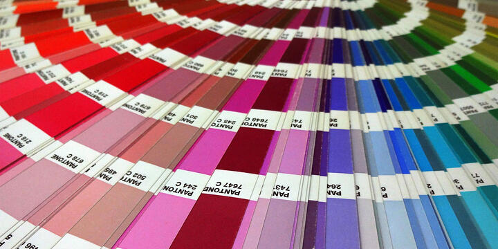 How to use brand colours to help your business grow