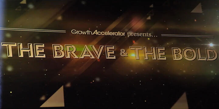 The Brave & Bold Awards - the winners!