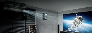 ¿Cuánto cuesta un proyector para cine en casa y por qué?