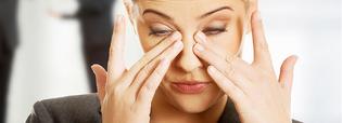 Afecciones oculares causadas por el uso de monitores