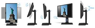 A importância da ergonomia dos monitores profissionais