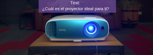 Test: ¿Cuál es el proyector ideal para ti?