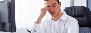 Qual é a síndrome da visão por computador?