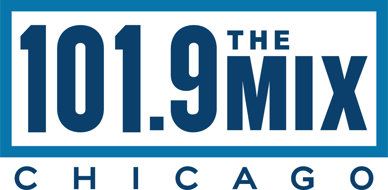 101.9 the mix chicago logo