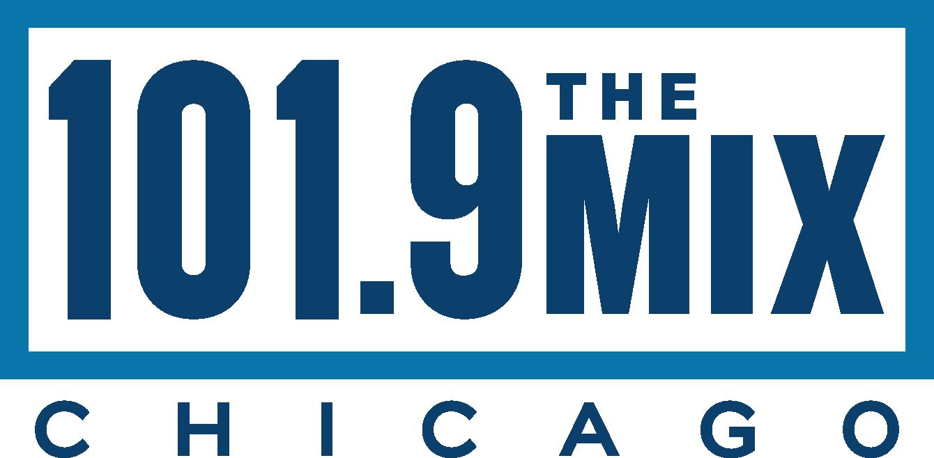 101.9 the mix chicago logo