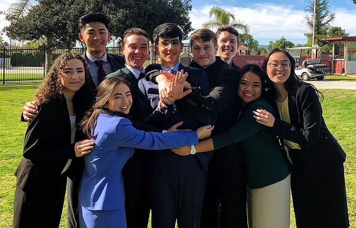 Charter School Powerhouses Continue Academic Decathlon Domination