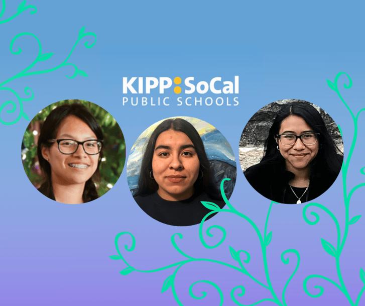 As Graduation Season Arrives, Three KIPP Latinx Students Earn National Scholarships