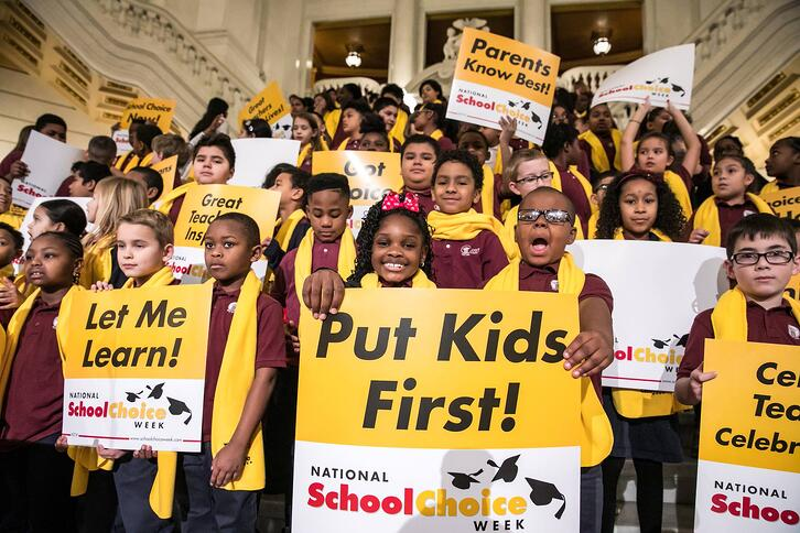 It's here! National School Choice Week