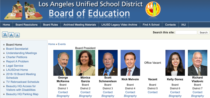 What Charter Parents Need To Know About The LAUSD Board District 5 Race