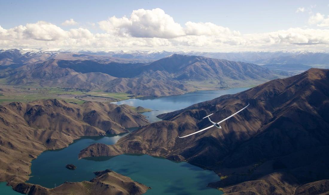 Glider Omarama 3