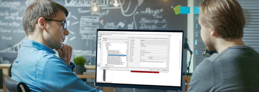 Verbeter de samenwerking tussen de elektrische en de software engineer met een PLC-interface