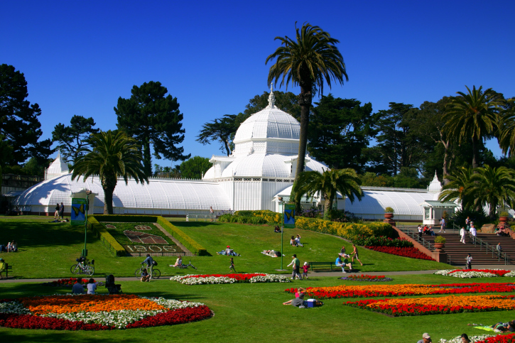 Take A Coach Tour Holiday To San Francisco California