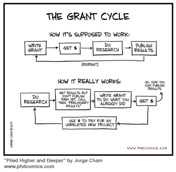 steps to writing a grant proposal Working with an expert grant writer/instructor, participants will probe and practice  the basic steps of writing a successful grant proposal through hands-on.
