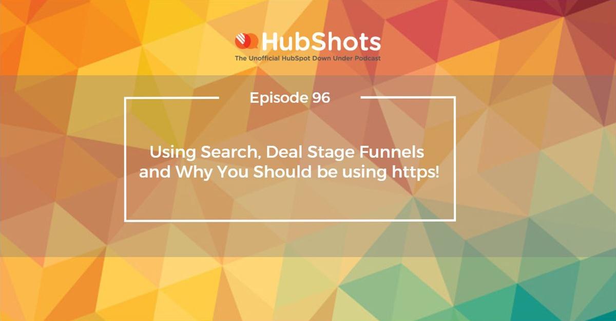 HubShots Episode 96