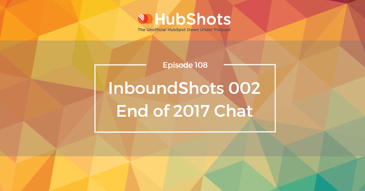 HubShots episode 108