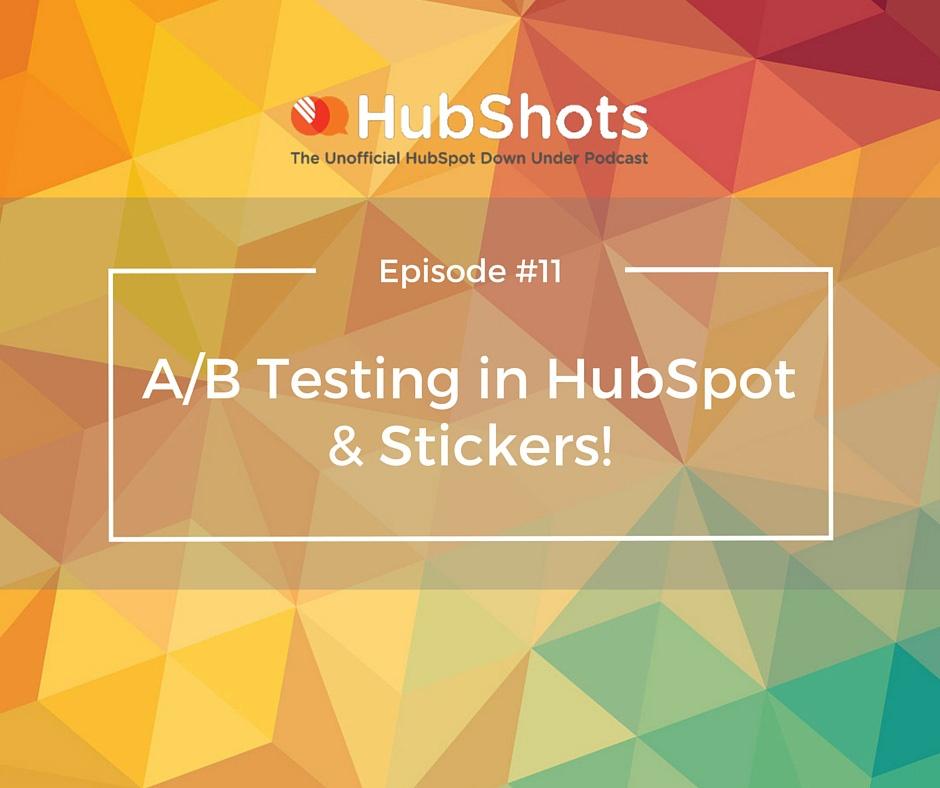 HubShots Episode 11