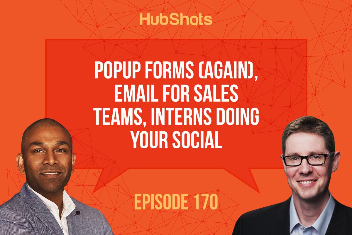 HubShots episode 170