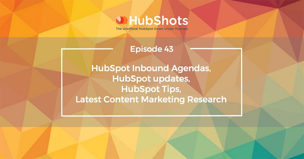 HubShots Episode 43