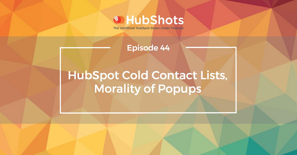 HubShots Episode 44