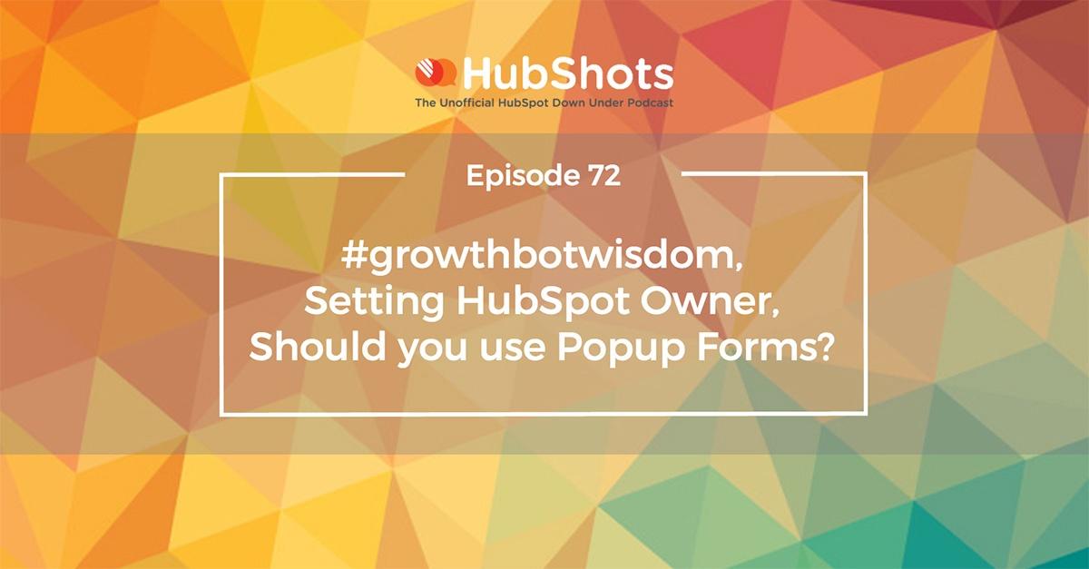HubShots 72