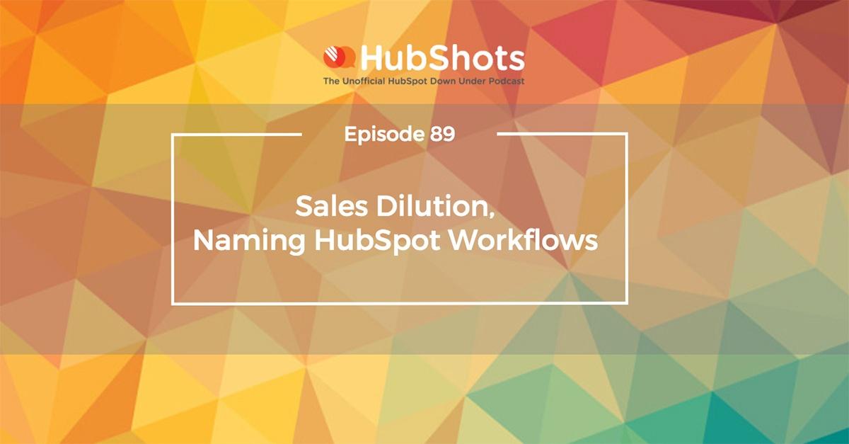 HubShots Episode 89
