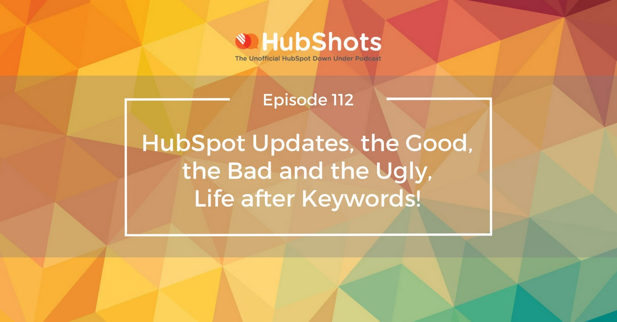 HubShots Episode 112