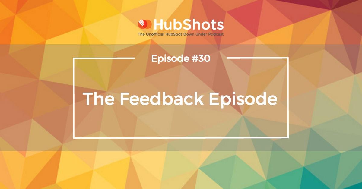 HubShots Episode 30