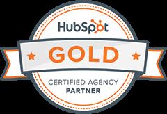 HubSpot Gold Partner since 2016