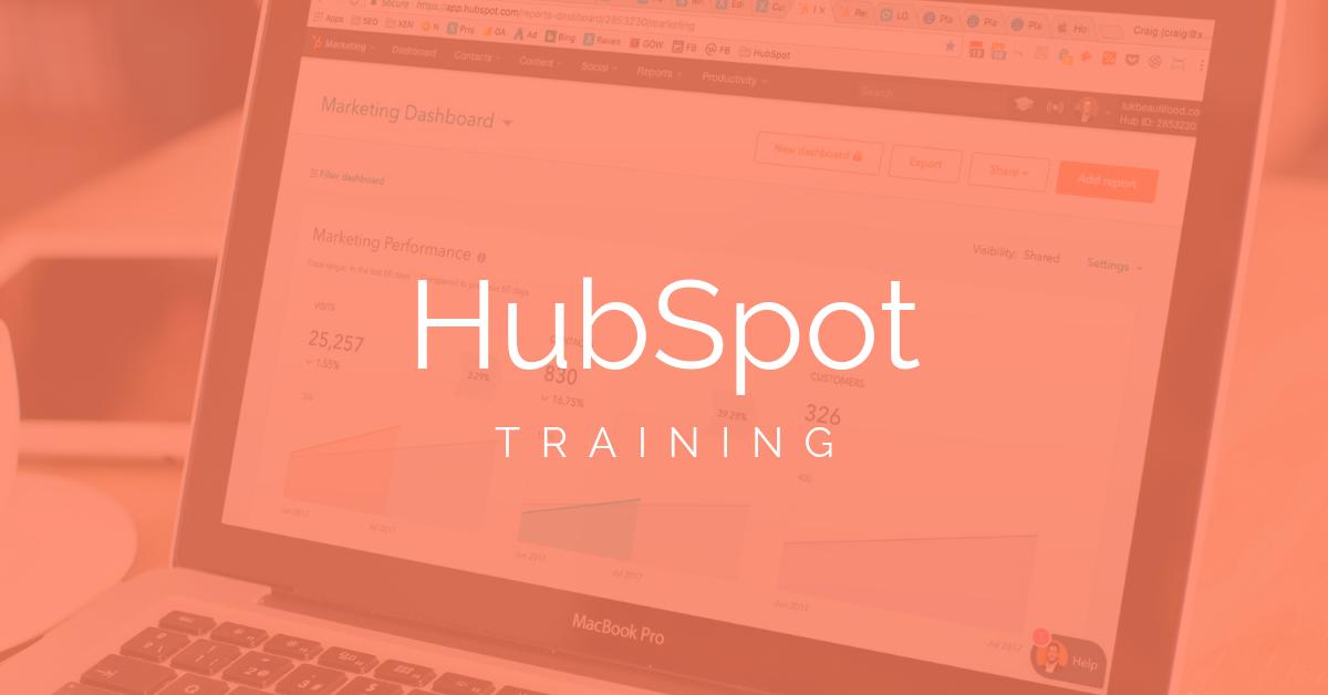 training-hubspot