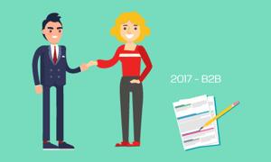 Hva engasjerer mest - populært B2B-innhold i 2017